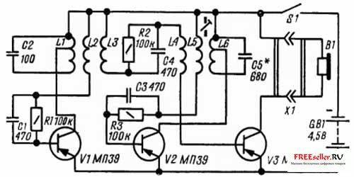 Узлы электронных схем
