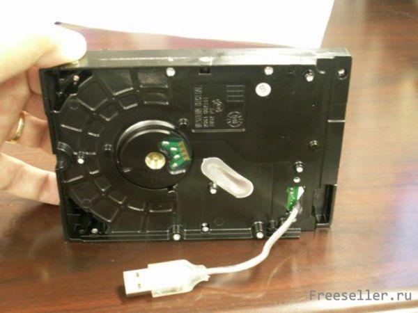 Изготовление usb flash диска своими руками