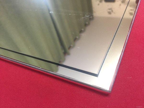 Изготовление зеркала с эффектом бесконечности.